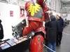 Cosplay de Space Marine de Warhammer 40k
